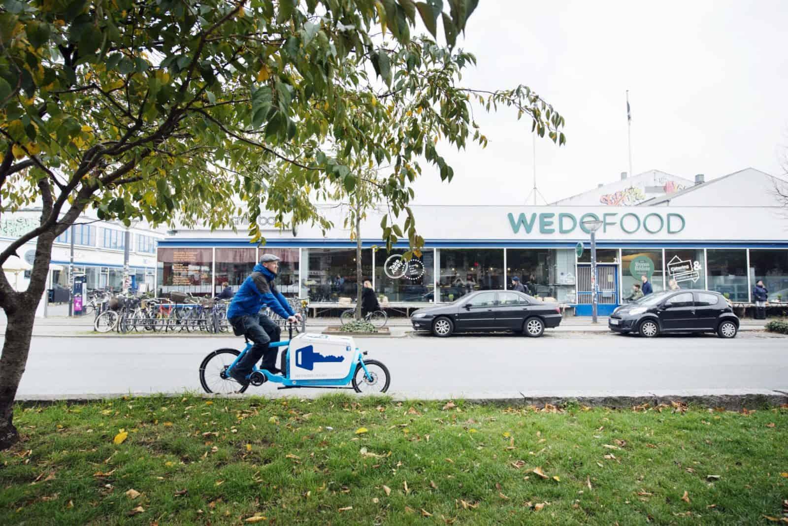 Låsesmed på Vesterbro ved wedofood