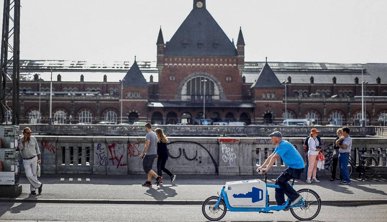 Låsesmed ved Københavns Hovedbanegården